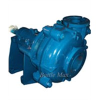 processing and refining the mineral slurry pump