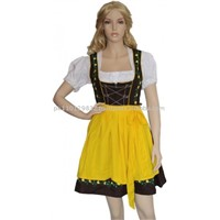 Women Dirndl Oktoberfest German Traditional