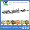 Screw/ Shell /Chips/ Pellet  Extruding & Frying Process Line