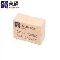 60A 250VAC latching relay