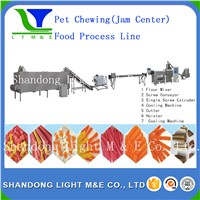 Dog Chewing Processing Machine
