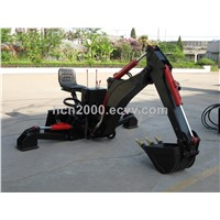 HCN skid loader attachment 0301 series backhoe