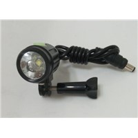 SANGUAN SG-Thumb II Waterproof High Quality Assured USB Rechargeable 1000lumens LED Bike Headlight