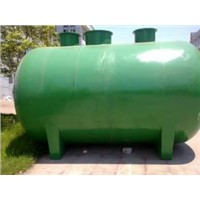 Household septic tanks