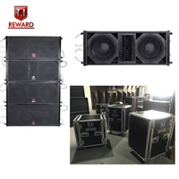 Hot Selling Outdoor +stage Light and Sound+line Array Speakers