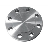 ANSI B16.5 steel forged pipe flange