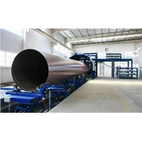 WJ Machines for Manufacturing Quality FRP Pipes