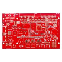 Double-sided Solderable prototype pcb Board