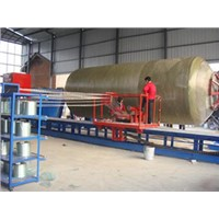 Efficient Horizontal FRP Tank Winding Machinery CHINA SUPPLY