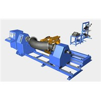 FRP Pipe Fitting Winding Machines