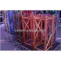 Colorfull And Durable Stage Truss / Global Truss/ Truss Display