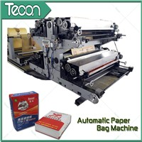 Karft paper bag making machine price