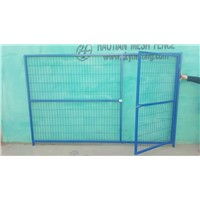 Hot Sale 6 Feet x 10feet PVC Painted Temp Fencing Panels in Canada