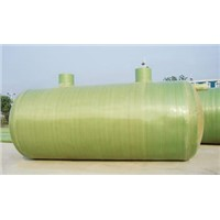 FRP/GRP septic tank and vessels