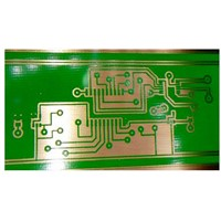 OEM FR4 Material PCB Double Sided PCB Manufacturer