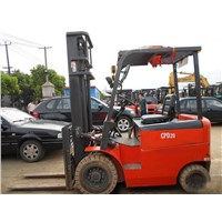CPD electric forklift