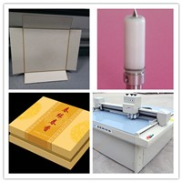 Corrugated Pop display stand  sample maker cutting machine