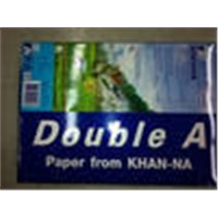 Double A4 copy paper 70gsm 75gsm 80gsm Thailand