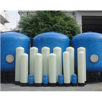 Factory Purification 150 PSI PE liner FRP Water Tanks