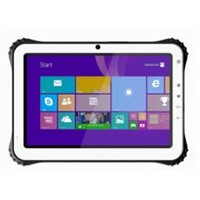 Intel bay-tray Z3735F Processor Windows 10 Rugged Tablets with NFC Barocde Scanner Fingerprint