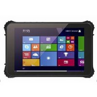 8 Inch Rugged Windows Mobile Tablet with GPS NFC Barcode Scanner And Docking Station
