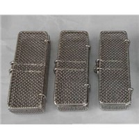 Small wire mesh baskets