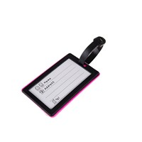 Travel accessories luggage tag for suitcases