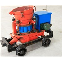 Wet Mix Shotcrete Gunning Machine