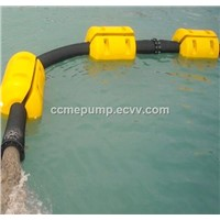 High Buoyancy Poly Plastic HDPE Dredging Pipe Water Buoy Foam float