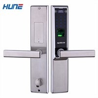 HUNE digital fingerprint lock keypad lock with wholesale price