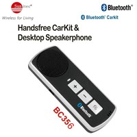 The Best Bluetooth Kits HandsFree Carkit & Desktop Speakerphone for Every Car Stereo