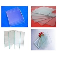China factory supplied clear sheet glass for mirror, frame and furniture