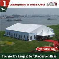 800 People Used Wedding Party Tent