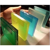 Factory supplied reflective glass