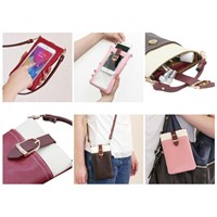 Smart Fashion Pouch Meaasge Bag For Mobile Phone