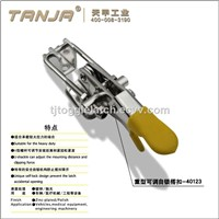 [TANJA] 40123 adjustable toggle latch / self-locking U-shaped industrial horizontal clamp
