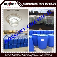 Industrail Grade Glacial Acetic Acid 99.8%