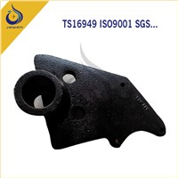 iron casting machinery part support