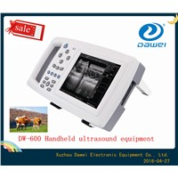 DW-600 Mini ultrasound machine with portable cow ultrasound scanner