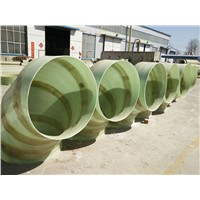 FRP elbow pipe