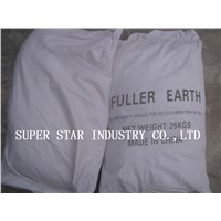 Fuller Earth for Vegetabe Oils Decolourization