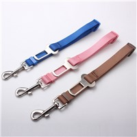 Manufacturer Personalized Wholesale Nylon Pet Car Safety Leash