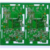 Multilayer FR4 HASL printed circuit board manufacturer