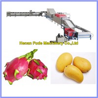 dragon fruit sorting machine, dragon fruit weight sizer