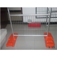 Galvanized Iron Steel Wire Welded Temporary Fence