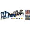 Paver Brick Making Machine Line QT10-15 High Quality Low Cost Full Automatic