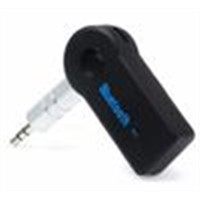 Car Bluetooth Music Receiver With Mic Support Handsfree YWS