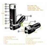 Bluetooth car fm Transmitter Hands Free Mp3 Player 5V/2A Charger With Remoto Control