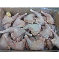 Processed Frozen Chicken Leg Quarters    (Grade A)