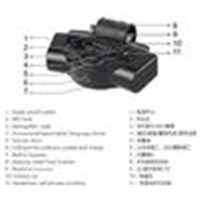 steering wheel Car Bluetooth kit Hands Free A2DP DSP Technology